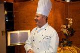 Küchenchef Weber von der MS Delphin