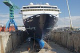 Mein Schiff 1 im Trockendock-1 / © TUI Cruises