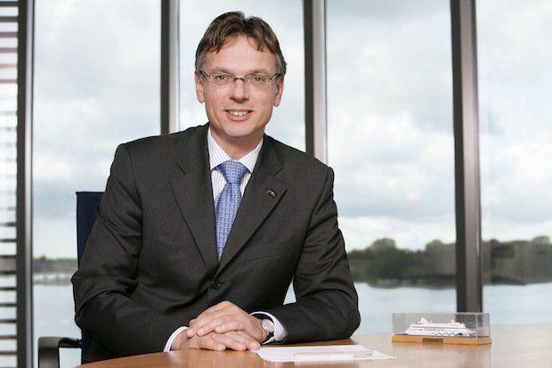 Michael Thamm - President AIDA Cruises / © AIDA Cruises
