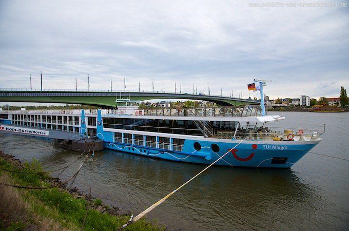 TUI Allegra - Flussschiff