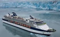Celebrity Millennium liegt mit Maschienschaden in Seward / Alaska