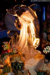 Gala-Mitternachtsbueffett MS Delphin Partynacht 269