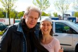 Johnny Logan und Melanie in Kiel