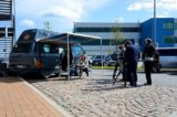 Johnny Logan - Interview am Roadshow Bus vom Eurovision Songcontest in Kiel