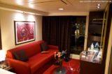 MSC Divina - Balkonkabine 11140 auf Deck 11 5
