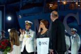 MSC Divina - Taufe in Marseille mit Sophia Loren 50