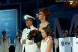 MSC Divina - Taufe in Marseille mit Sophia Loren 53