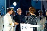 MSC Divina - Taufe in Marseille mit Sophia Loren 54
