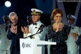 MSC Divina - Taufe in Marseille mit Sophia Loren 55