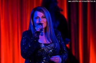 Marianne Rosenberg auf MS Delphin