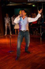 Michael Wendler Konzert auf der MS Artania 62