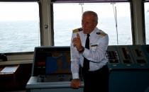 MS Artania: Erster Besuch im Kieler Hafen