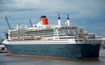 Tine Wittler: Hochzeit auf der Queen Mary 2