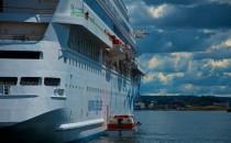 AIDAcara: Wartung der Rettungsboote