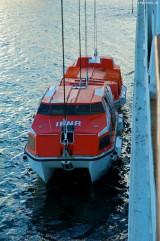 AIDAcara - Rettungsboote werden gewartet 2