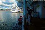 AIDAcara - Rettungsboote werden gewartet 3