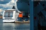 AIDAcara - Rettungsboote werden gewartet 4