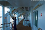 AIDAcara - Rettungsboote werden gewartet 5