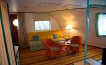 AIDAcara: Suite 7003 mit Balkon (Bilder und Details)