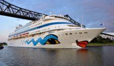 Kreuzfahrtschiffe im Nord-Ostsee-Kanal – Anlaufliste 2013