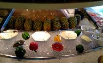 Calypso-Restaurant auf AIDAcara - Fruehstueck 521