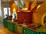 Calypso-Restaurant auf AIDAcara - Fruehstueck 526