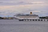 Costa Pacifica in Kiel im Juni 2012 1