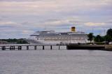 Costa Pacifica in Kiel im Juni 2012 2
