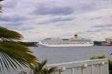 Shipspotting in Kiel