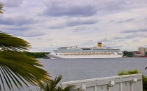 Bilder: Costa Pacifica in Kiel