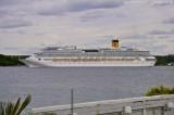 Costa Pacifica in Kiel im Juni 2012 4