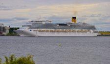 Costa bietet bei Ostsee-Kreuzfahrten Tagesausflüge nach Moskau an