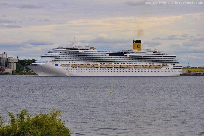 Costa Pacifica: Neu - Tagesausflüge nach Moskau auf den Ostsee-Kreuzfahrten