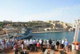Einfahrt Malta