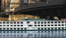 Feuer auf neuem Flusskreuzfahrtschiff MS Gerard Schmitter