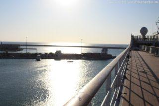 MSC Sinfonia Reisebericht westliches Mittelmeer