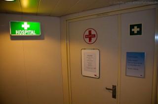 AIDA Bordhospital