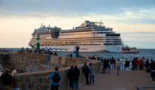 Warnemünde empfängt am 18.Oktober letztes Kreuzfahrtschiff für 2014