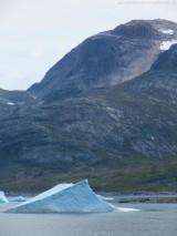 Eisberg vor'm Berg
