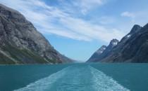 MS Delphin Reisebericht Grönland & Island 2012: Prins-Christian-Sund und Nanortalik