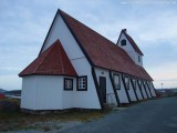 Kirche in Nanortalik
