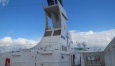 MS Astor Tag 1 – Anreise, Einschiffung und Leinen los in Bremerhaven
