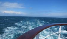 MS Astor Tag 2 – Erholung auf See mitten im Ärmelkanal