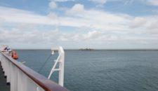 MS Astor Tag 5/1 – Halber Seetag auf dem Weg nach Frankreich