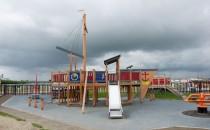Reisebericht MS Astor: Southampton: Toller Spielplatz für KreuzfahrtKids