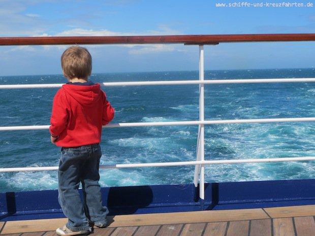 Reisebericht: MS Astor mit Kind – 8 Tage England Kreuzfahrt