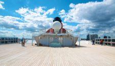 Queen Mary 2: Bilder von Bord