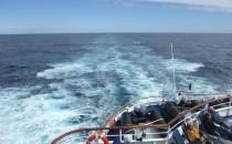 MS Delphin Reisebericht Grönland & Island 2012: Seetag, Bordleben