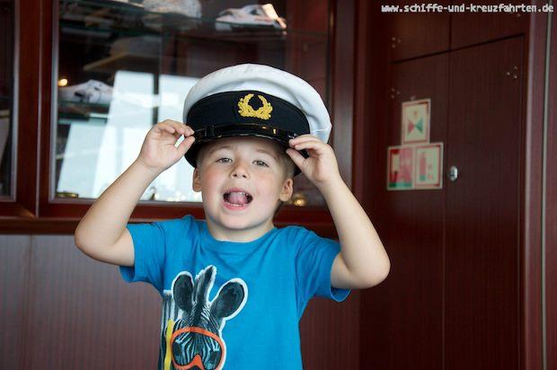 Reisebericht: Spiele-Marathon für Kinder auf der MS Astor