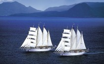 Hanse Sail in Rostock 2012 – Star Flyer kommt am zweiten August-Wochenende